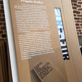 Aiap DX 2015. International Graphic Design Week Milano