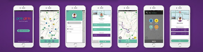 GoinGirls | iOS App
